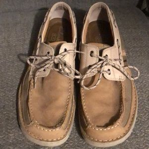 Clark's 10.5 med gently used shoes